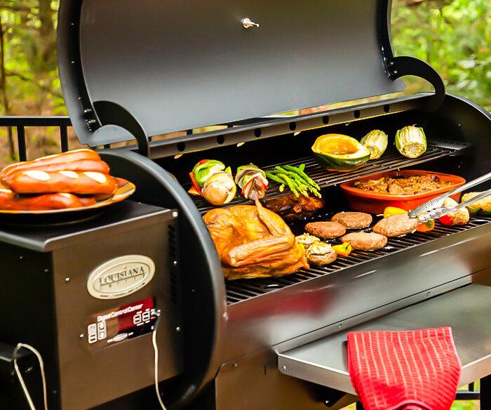 Louisiana Grills LG1100 - Wood Pellet Grill | Ag Authority ...